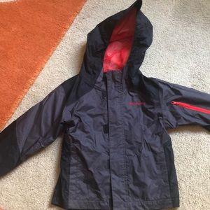 Boys Columbia Rain Coat